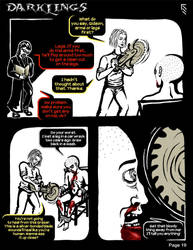 Darklings - Issue 3, Page 19 by RavynSoul