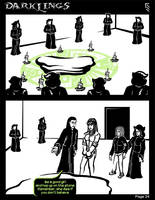 Darklings - Issue 3, Page 24 by RavynSoul