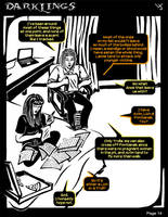 Darklings - Issue 4, Page 14 by RavynSoul