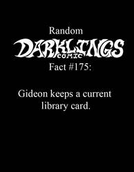 Darklings - Random Fact 175 by RavynSoul