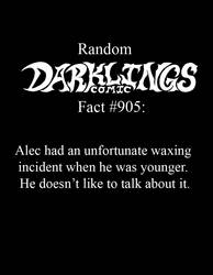 Darklings - Random Fact #905 by RavynSoul