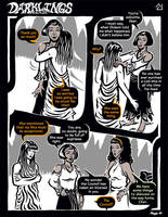 Darklings - Issue 5, Page 41 by RavynSoul