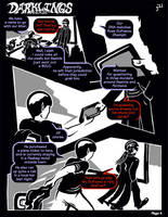Darklings - Issue 6, Page 6 by RavynSoul
