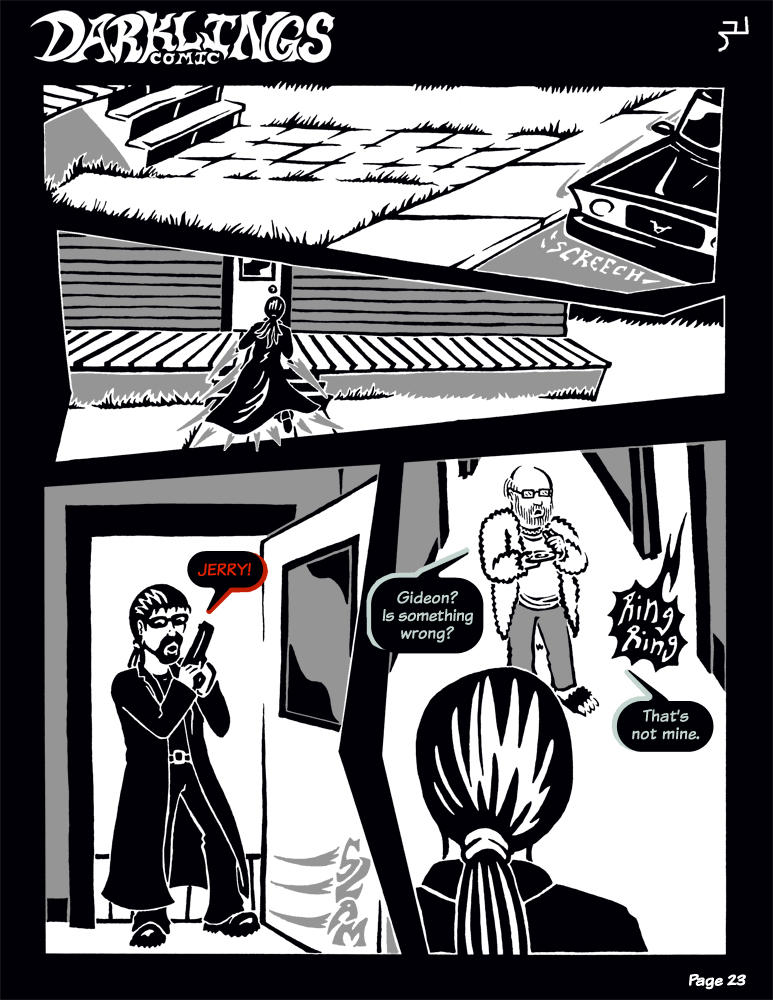 Darklings - Issue 6, Page 23 by RavynSoul