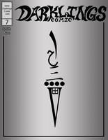 Darklings - Issue 7 Cover by RavynSoul