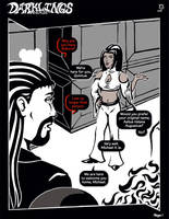Darklings - Issue 7, Page 1 by RavynSoul