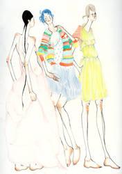 some fashion by trance-orange