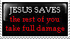 Jesus Saves by Persnicketese