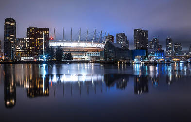 BC Place by gromwulf
