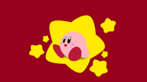 Super Smash Bros. Wii U/Nintendo 3DS - Kirby by JuanjoseSA97