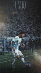 Leo Messi Iphone Wallpaper By Rkfootydesigns On Deviantart