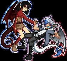 Dragon Dance by Zwiezda