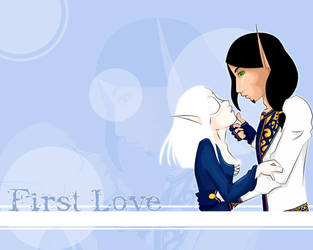 First Love by parahoty