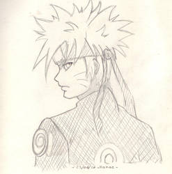 Naruto - Quick Sketch by parahoty