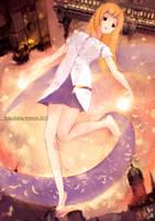 Sky Angelic II by MuhammadRiza