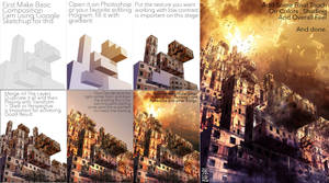 Simple Matte Painting Tutorial by MuhammadRiza