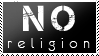 NO religion by tokyo-k