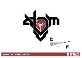 Atom - Logo by Neverdone