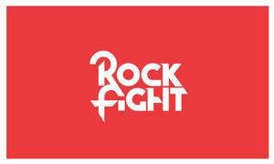 Rock Fight - Logo by Neverdone