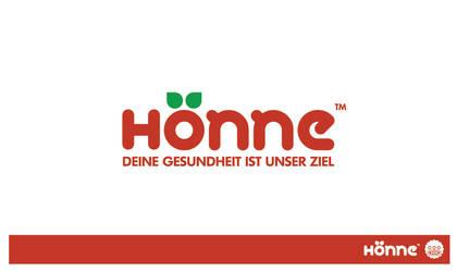 Honne Deutschland - Logo by Neverdone