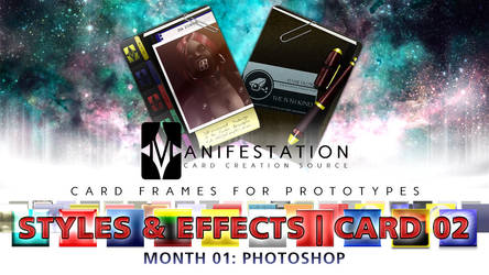 Month 01: Card 02 - Photoshop (S+E | Current Era) by CauseThought