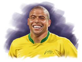 Ronaldo by luisfelipehn