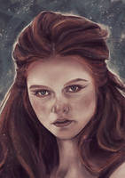color study by margaw