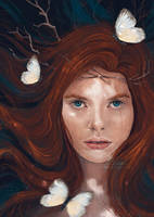Litany of Four by margaw