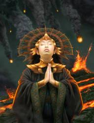 The Doomsday Oracle by allendouglasstudio