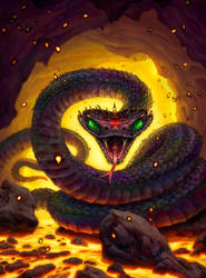 The Chronicles of Avantia - Fire and Fury by allendouglasstudio