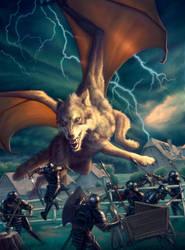 The Chronicles of Avantia - Chasing Evil by allendouglasstudio