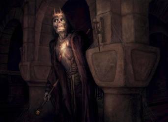 Baron Voth, The Unliving by allendouglasstudio