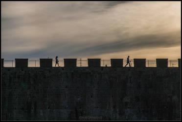 Pisa by salvaterra