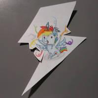 Rainbow Dasher by LW9510