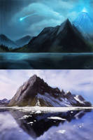 Mountain Practices (30-35 Minutes) by Cryptid-Creations