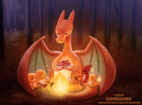 Daily Paint 2284. Chorizord by Cryptid-Creations