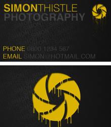Business Card by cherrypieman