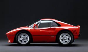 Mini Ferrari 288 GTO by TrabzonSport