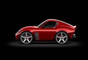 Mini Ferrari 599 GTO Mugello by TrabzonSport