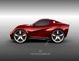 Mini Corvette Z03 Ugur Sahin by TrabzonSport