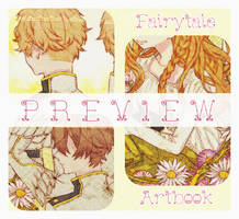 Fairytale Artbook: Preview by banwa