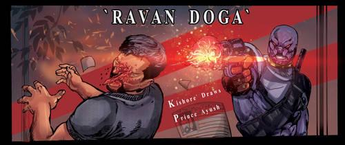 Doga fanart by KishoreDraws