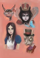 Alice: Madness Returns by Sweet-Hope