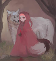 Little Red Riding Hood by Sweet-Hope