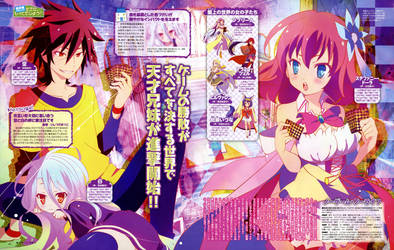 No Game No Life by UnknownGuy10