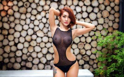 Chantal ten by Linkart02