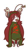 Ugly Sweater Missy by Lucheek
