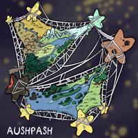 The World of Aushpash by Lucheek