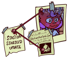 Station: Starseed Page 5!! by Lucheek