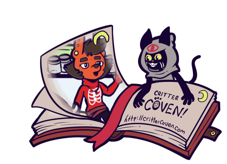 Critter Coven Page 90!! by Lucheek